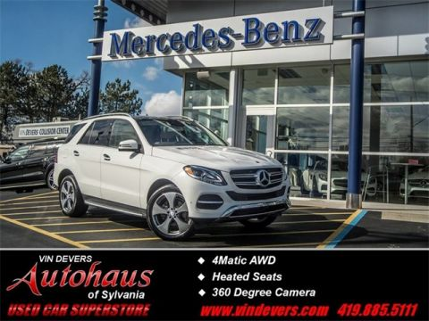 Certified Used Mercedes-Benz GLE
