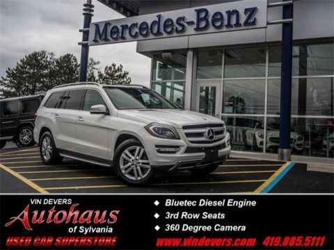 Certified Used Mercedes-Benz GL-Class GL 350