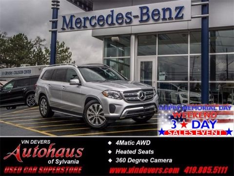 Certified Used Mercedes-Benz GLS GLS 450