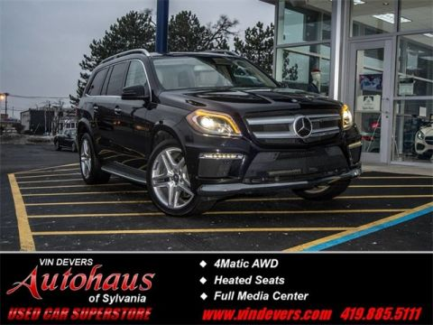 Certified Used Mercedes-Benz GL-Class GL 550
