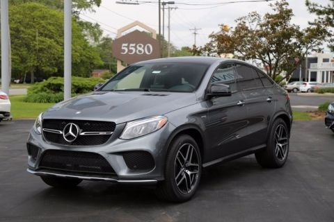 New Mercedes-Benz GLE 43 AMG®