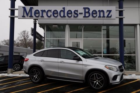 Pre-Owned 2016 Mercedes-Benz GLE GLE450 AMG AWD 4MATIC