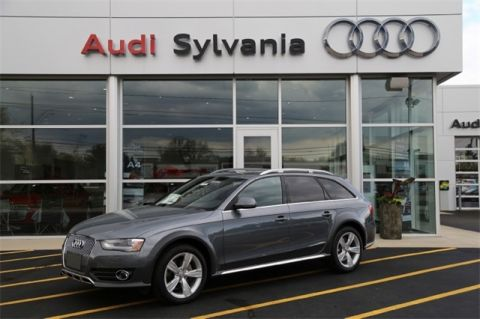 Pre-Owned 2016 Audi allroad