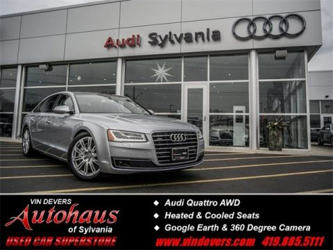 Certified Used Audi A8 L 3.0T