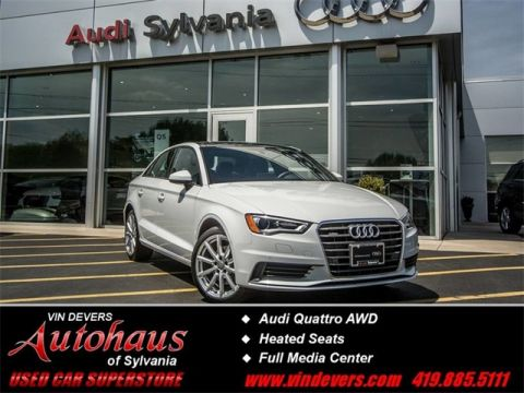 Certified Used Audi A3 2.0T Premium Plus