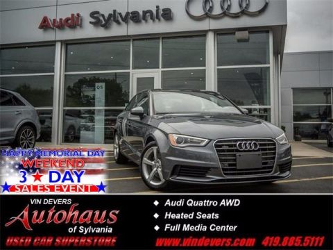 Certified Used Audi A3 2.0T Premium