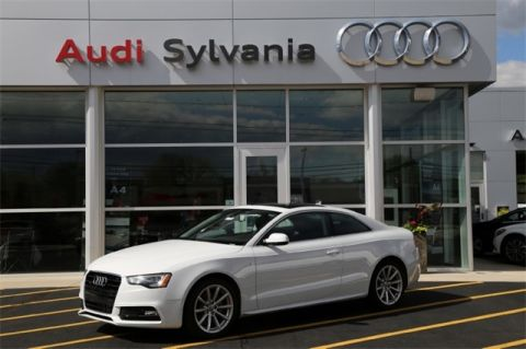 Pre-Owned 2016 Audi A5