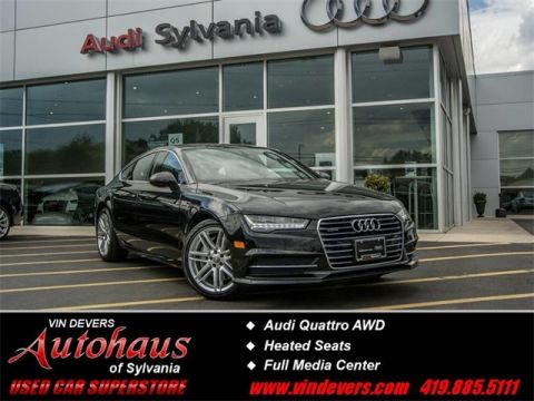 Certified Used Audi A7 3.0T Premium Plus