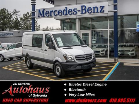 Pre-Owned 2016 Mercedes-Benz Sprinter Cargo Vans