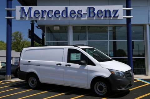 New Mercedes-Benz Metris