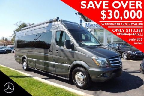 Used Mercedes-Benz Roadtrek XL Sprinter 3500RV