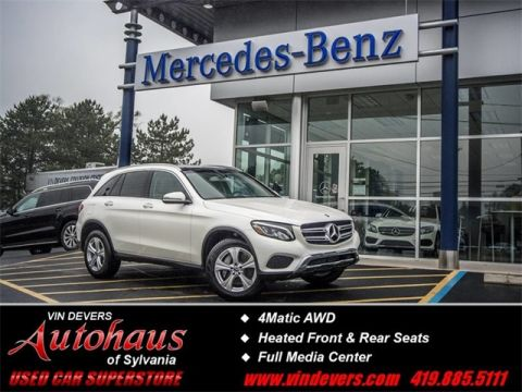 Certified Used Mercedes-Benz GLC