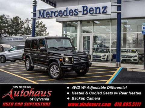Certified Used Mercedes-Benz G-Class G 550