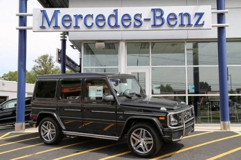 Used Mercedes-Benz G-Class G63 AMG®