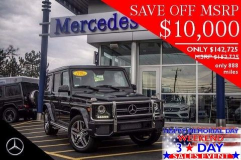 Used Mercedes-Benz G-Class G 63 AMG®