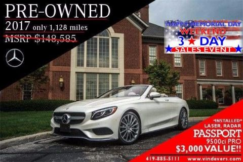 Used Mercedes-Benz S-Class S  550