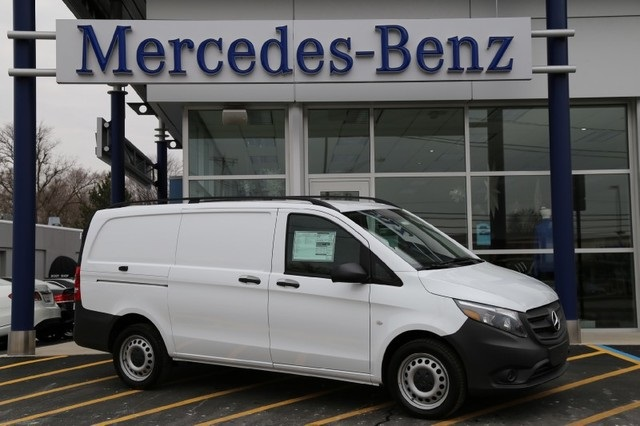 New 2016 Mercedes-Benz Metris Cargo